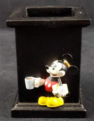 Figi Disney Mickey Mouse Pen Pencil Crayon Cup
