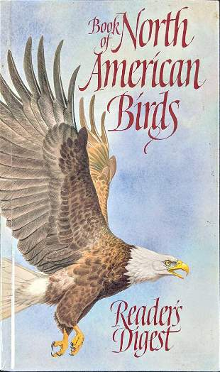 Book Of North American Birds by The Readers Digest