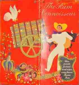 The Rum Connoisseur 1941 Rum Mixed Drink Recipe Book