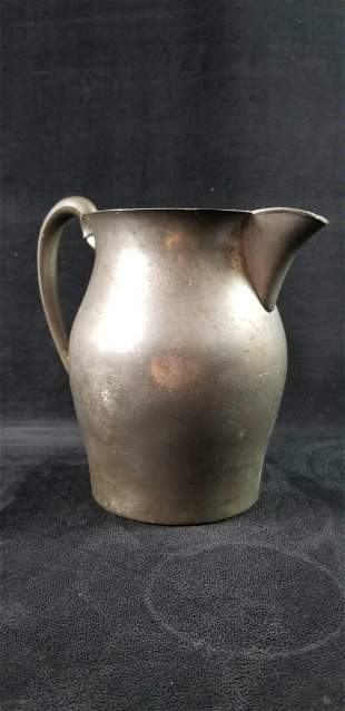 JF Pewter Pitcher 930 5 Pints