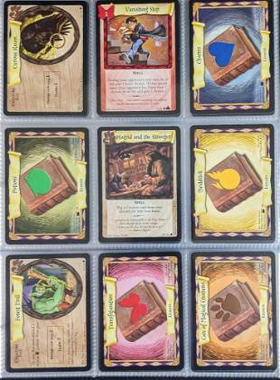 Harry Potter Trading Card Game 180 Cards