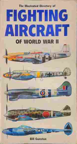 The Illustrated Directory Of Fighting Aircraft Of World
