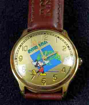 Limited Edition Disney Animal Kingdom Mickey Watch