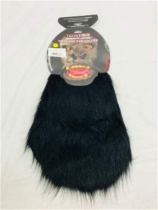 NOS - Halloween Costume Accessory - Fur Collar for