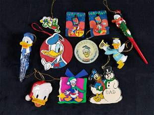 Assorted Vintage Donald Duck Lot of 11