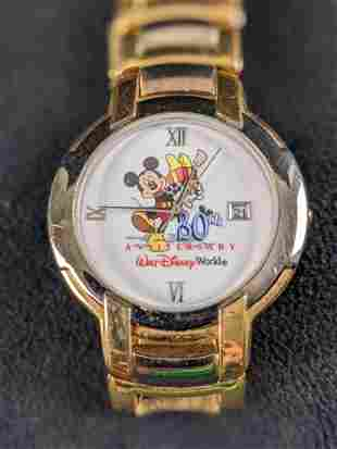 Disney World 30th Anniversary Mickey Mouse Watch LE