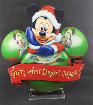 Original Disney Magic Sales Pop Christmas Mickey A