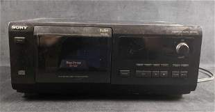 Sony CDP CX50 50 Compact Disc CD Player