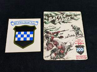 """Rare Stars & Stripes """"Battle Babies """" The Story of The"""