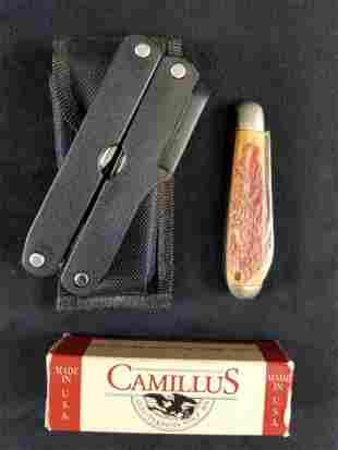 3 Vintage Pocket Knives