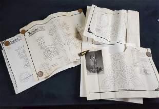 1990 Craftsman Scroll Saw Patterns Fretmaster Reidle