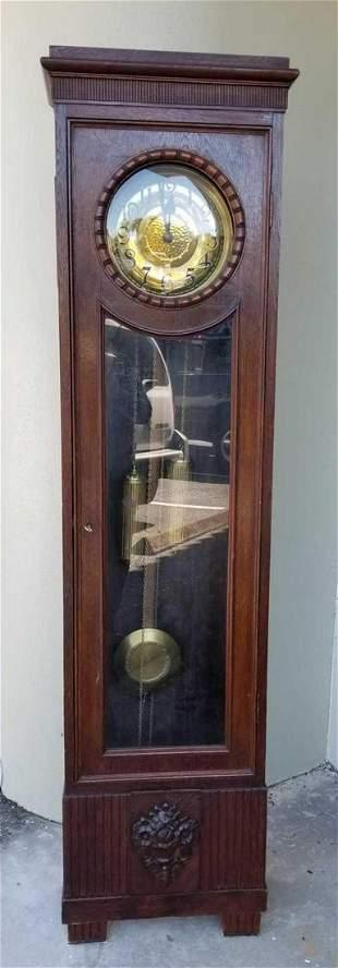 German Kienzle Grandfather Clock