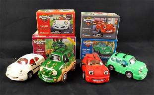 The Chevron Cars Collectable Cars Lot Of Four B
