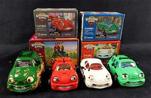 The Chevron Cars Collectable Cars Lot Of Four A
