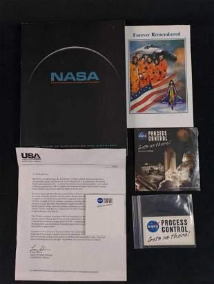 NASA 50 Years Of Exploration And Disovery NASA Lot A