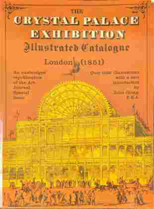 The Crystal Palace Exhibition Illustrated Catalogue