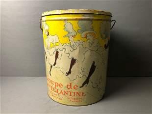 Vintage Sherry Lehmann NYC Troupe De Mile Eglantine Le