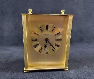 Vintage Seth Thomas Carriage Table Quartz Clock