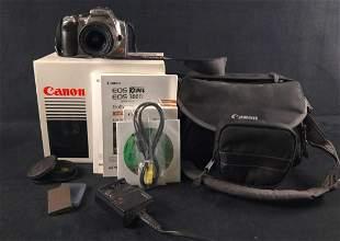 Refurbished Canon EOS Digital Rebel Camera Kit