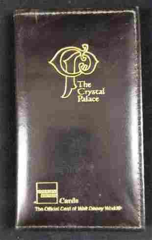 Disney World The Crystal Palace Bill Presenter
