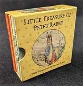 Little Treasury of Peter Rabbit Beatrix Potter