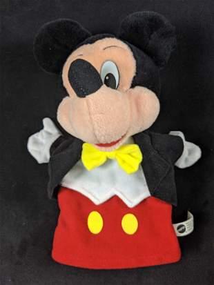 Disney Mattel Mickey Mouse Disneyland Toontown Puppet