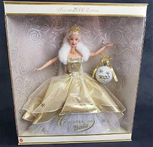 Special 2000 Edition Boxed Celebration Barbie