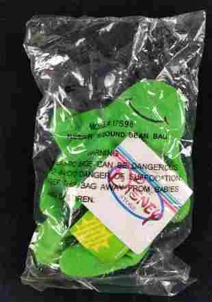 Disney Bean Bag Flubber With Sound Doll