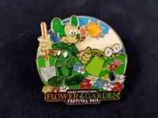 Disney World Epcot Flower And Garden Festival 2013 Pin