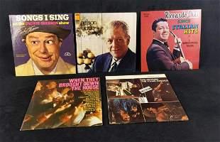 More Vintage Voices Lot Of Five LPs Albums Vinyl