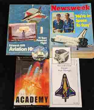 NASA Space Shuttle Magazines Software CDs