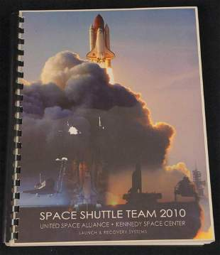 Space Shuttle Team 2010 W Space Shuttle Reflections CD