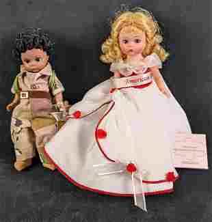 Madame Alexander Dolls American Beauty Welcome Home