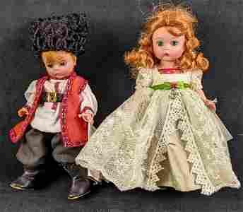 Madame Alexander Dolls Precious Peridot Cossack