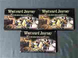 Westward Journey Commemorative Nickles Gold & Series 1
