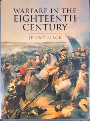 The Warfare in the Eighteenth Century Hardcover