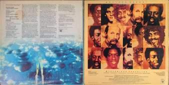 Two Weather Report LP Vinyl Records Jazz Fusion