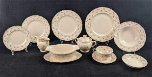Suzanne By Syracuse Fine China Dinnerware Lot Of 104
