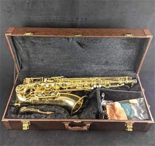 Century Tenor Saxophone with Hard Case