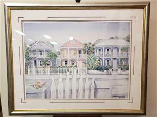 Marcy Chapman Key West Signed Limited Edition