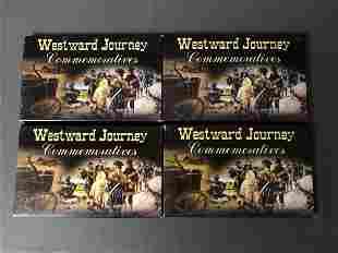 Westward Journey Nickles 2000 2003 2004 Commemorative
