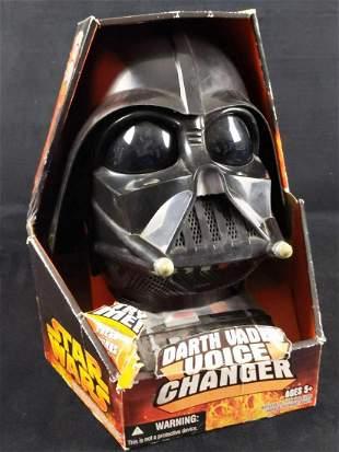 Star Wars Darth Vader Voice Changer Mask