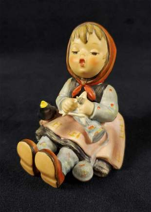 Hummel Goebel Figurine Happy Pastime HUM 69