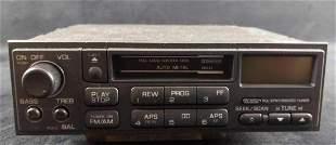 Clarion Radio Cassette Full Logic Control Deck