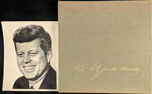 John Fitzgerald Kennedy As We Remember Him Book