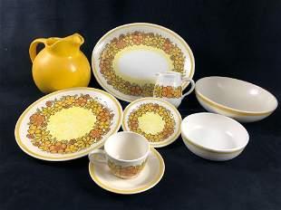 Vintage 43 Piece Mix Lot Of Dinner Plate Set Franciscan