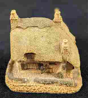 The Plough by Malcolm Cooper Building Figurine