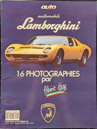 Alberic Haas Lamborghini 16 Photo Print Portfolio