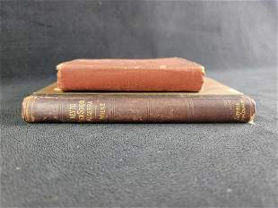 Antique Dictionary and Mathematical Books