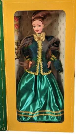 Barbie Doll Hallmark Yuletide Romance Third in a Series